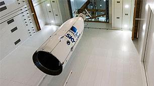 Nutzlastverkleidung der Ariane 5
