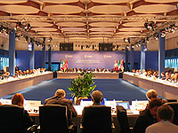ESA-Ministerratskonferenz 2012. Bild: DLR/Thilo Kranz, CC-BY.