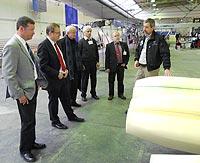 Visiting Solar Impulse