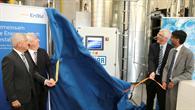 Moderne Energieversorgung: Neuartige Mikrogasturbine geht in Leonberg ans Netz