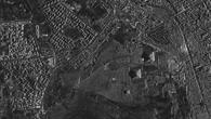 Ägypten, Pyramiden von Gizeh %2d Radardaten für die Archäologie und für Strukturen unter dem Sand