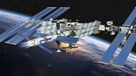 Antrieb für die ISS