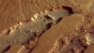 Beginn der Mars%2dTäler Dao%2d und Niger Vallis
