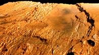 Grabenbrüche in Thaumasia