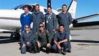 Jens Heider bei seiner Ausbildung an der NTPS (National Test Pilot School) in den USA
