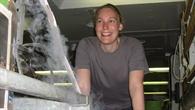 Tüfteln für die Wissenschaft: Klimaforscherin Kathrin Höppner