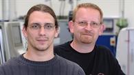 Stefan Ratke und Jörg Hofmann
