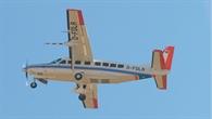 """Der """"Fliegende Hörsaal"""" %2d Cessna 208B"""