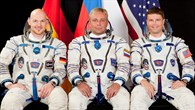 Crew der Expedition 40/41