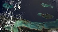 Küste vor Belize Stadt