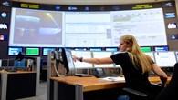 Das Columbus%2dKontrollzentrum in Oberpfaffenhofen