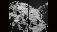 Der Komet am 28. Oktober 2014