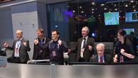Bestätigung der Abtrennung des Philae%2dLanders von Rosetta
