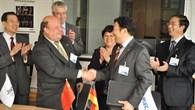 Mit der Anerkennung als gemeinsames Forschungszentrum können nun auch erstmals Projekte finanziell durch das chinesische Forschungsministerium der Provinz Anhui gefördert werden.