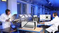 Arbeiten im Kryolabor Bremen