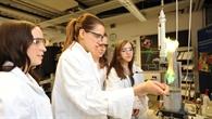 Raumfahrt für Jugendliche %2d das DLR_School_Lab in Lampoldshausen