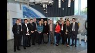 Die Österreichische Bundesministerin für Verkehr, Innovation und Technologie, Doris Bures zu Gast beim DLR OP