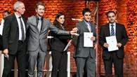 ESNC 2011: Gewinner des DLR%2dSpezialpreises
