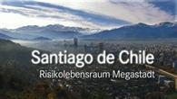 DLR-Forscher untersuchten Verkehrsentwicklung in Mega-City Santiago de Chile