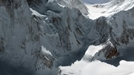 Blick von der chinesischen Seite des K2 auf den Savoiapass