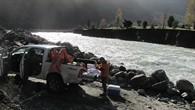 Fluss Nilahue