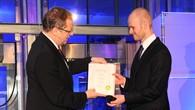 Der erste Absolvent des DLR_Graduate_Program: Dr. Paul Hebes