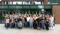 Doktoranden beim DLR in Hamburg
