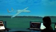 Virtueller Erstflug