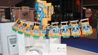 Roboterwerkzeug mit einem speziellen Greifsystem