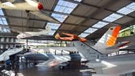 ATTAS in der großen Ausstellungshalle der Flugwerft Schleißheim