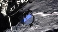 Der Lander Philae trennt sich von der Raumsonde Rosetta