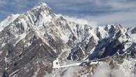 Am Annapurna: Erster Testflug mit Kamera