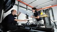 Hightech für mehr Sicherheit: Leichtbaustruktur im Computertomograph