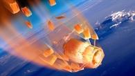 ATV verglüht in der Erdatmosphäre