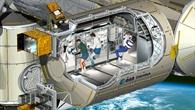 Das europäische Weltraumlabor Columbus