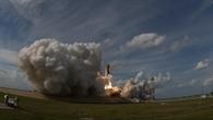 Raumfähre Atlantis startete am 07.02.2008