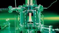 Der Coflame%2dBrenner ermöglicht systematische Untersuchungen zur schadstoffarmen Verbrennung