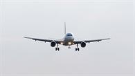 ATRA im Landeanflug
