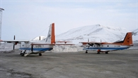 Eisforschung über Spitzbergen mit der DO 228%2d212 %2d DLR%2dBeitrag zum Internationalen Polarjahr