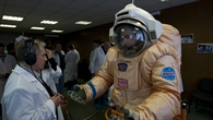 Mars500: Landung auf dem virtuellen Roten Planeten