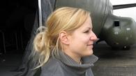 Im Einsatz für die Sicherheit - Flugversuchsingenieurin Ina Niewind