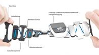 Das modern designte VibroTac-Gerät