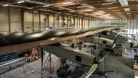 SolarImpulse%2dFlugzeug mit Leichtbaupropellern