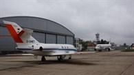 Falcon und ATRA am DLR%2dHangar in Braunschweig