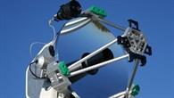 Schnelle Übersicht im Krisenfall: DLR entwickelt mobile Plattform zur Datenübertragung per Laser