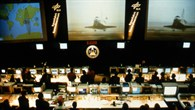 Raumfahrtkontrollzentrum