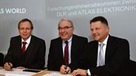 Unterzeichnung der Kooperationsvereinbarung