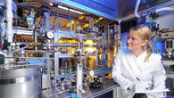 Verfahrensentwicklung zur Wasserstofferzeugung im Labor